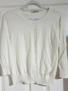 Oasis Womens Cardigan size L 14-16