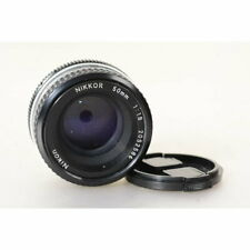 Nikon Nikkor 50mm 1:1.8 Standardobjektiv - Ai 1,8/50 - 2052586 - Standard Lens
