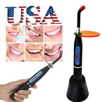 Dental wireless cordless LED curing light cure lamp New 2000mw Brand denshine