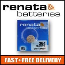 Renata Swiss Made Mercury free silver oxide HIGH QUALITY watch batteries SELECT