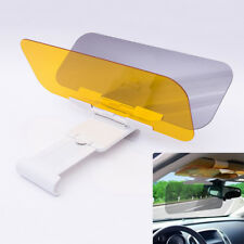 2in1 Mirror Car Flip Sun Visor Anti-Glare Goggle Day/Night Vision HD Driving