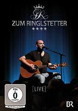 DVD * ZUM RINGLSTETTER - LIVE | HANNES RINGLSTETTER # NEU OVP %
