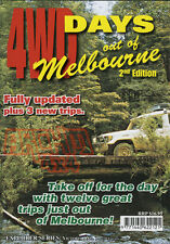 HEMA 4WD DAYS OUT OF MELBOURNE - 4X4 - TRAILS - CAMPING - HUNTING - MAP