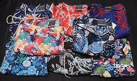 NEW Nautica Men's Graphic Print Swim Board Shorts - VARIETY