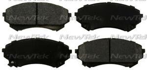 Disc Brake Pad Set-Premium, Wagon Front NewTek SCD1331 fits 2008 Cadillac CTS