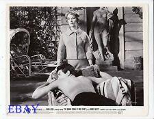 Vivien Leigh Warren Beatty VINTAGE Photo Roman Spring Of Mrs. Stone