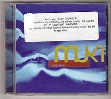 (GN112) Muki, Cabin Fever - CD