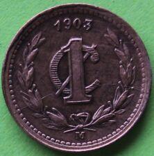 MEXIQUE 1 CENTAVO 1903 M