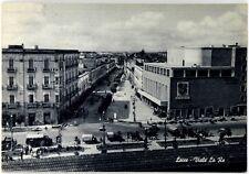 Cartolina Lecce Viale Lo Re Viaggiata
