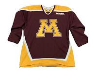 University of Minnesota Golden Gophers Vintage WCHA Hockey Jersey SZ XL