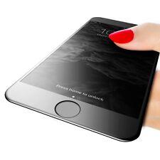 Nuevo Para iPhone 7 Negro 3D Curvo Completo Cubierta Protector de Pantalla de Vidrio Templado