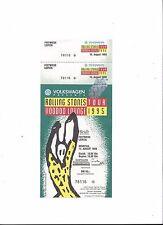 Sammler Ticket: THE ROLLING STONES - Voodoo Lounge Tour, Leipzig 1995, unbenutzt