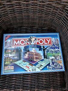 Rare Monopoly Ipswich Edition