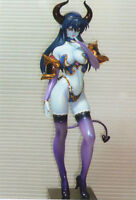 Devil Girl Sexy Cute Wonderfest 2014 1/8 Anime Unpainted Figure Model Resin Kit