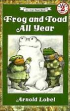 FROG AND TOAD All Year (Brand New Paperback) Arnold Lobel