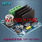 NEW IBT-3 50A H-bridge High-power Motor Driver module/smart car