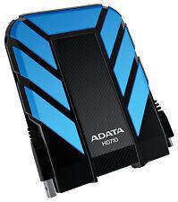 Unidad disco duro 1TB AData DashDrive Durable HD710 USB3.0 Portable azul/negro