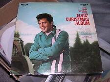 Elvis' Christmas Album Pickwick Records  CAL - 2428 VG / VG