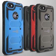 For ZTE Blade Force / Blade X Hard Case Hybrid Shockproof Phone Cover Armor