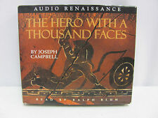 The Hero with a Thousand Faces by Joseph Campbell (5 Audio CDs)