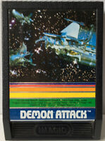 """Demon Attack"" 1982 Intellivision IMAGIC Cartridge Only Working"