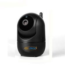 TELECAMERA VIDEOSORVEGLIANZA IP HD 1080P WIRELESS PTZ 2MP INTERNO CLOUD WIFI LED