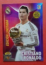 Limited Edition Card CRISTIANO RONALDO PANINI megacracks 2015-16  R. Madrid 2006