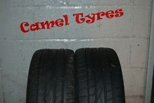 2x 245 45 20 Continental Cross Contact UHP,E part worn tyre