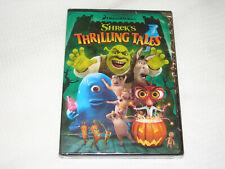 Shrek's Thrilling Tales (Dvd, 00004000  2014) Halloween *New Factory Sealed* Free Ship!