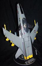 Acrylic display stand for GI Joe X-30 Conquest & Cobra Python Patrol vertical