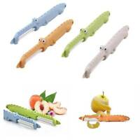 Ceramic Fruit Vegetable Peeler Crocodil Paring Peeler Kitchen Tool Multifunction