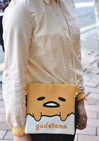 gudetama egg shoulder bag phone money storage bags new OR46
