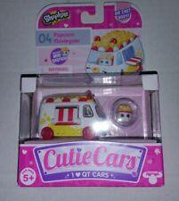 Shopkins Cutie Cars 04 Popcorn Moviegoer QT + Bonus Mini