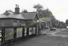 Wetherby Railway Station Photo. Collingham Bridge to Spofforth. (5)
