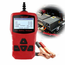 Universal 12V Car Battery Load Tester Automotive Digital Battery Analyzer Tool