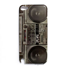 Boombox Cassette Player Hard Case Cover Skin for iPod Touch 5 Gen 5th Generation