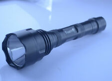 TrustFire T1 1600LM Cree XM-L2 U2 5 Mode Memory Long Range Flashlight Torch