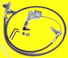 Chrysler Mopar 727 Kit Stainless Steel Kickdown Cable Kick Down Transmission