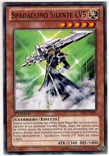 Spadaccino Silente LV5 - Silent Swordsman YU-GI-OH! YSYR-IT018 Ita COMMON 1 Ed.