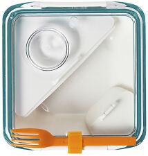 Articoli arancione facile pulizia in plastica per l'organizzazione della cucina