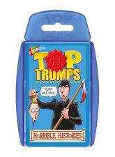 Top Trumps - Horrible Histories
