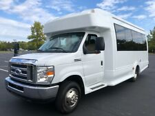 2016 Ford E-350 Wheelchair Shuttle Bus Handicap NO CDL ONLY 6,100 MILES
