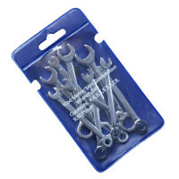 Ratchet WrencH Set Ratchet Wrenches - Steel Material- Inch & Metric Tool