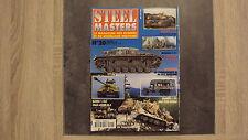 Magazine Steel Masters n°20 - Churchill Avre / Les sturmgeschutz III