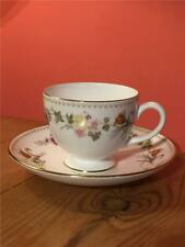 Wedgwood Mirabelle Tea Cup and Saucer