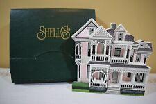 Shelia'S 1998 Redington House Waxahachie, Tx Shelf Sitter Lss01 Nib (S5120)