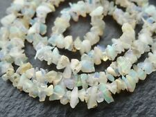 "WELO OPAL CHIPS, 3mm wide, 14.5"" strand, 250 beads"