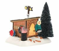 Department 56 Christmas Vacation Griswold Sled Shack Lighted Figurine 4042408