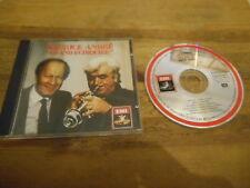 CD Klassik Maurice Andre - Grand Echiquier (16 Song) EMI RECORDS / FRANCE jc