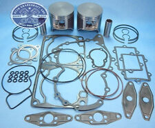 NEW ARCTIC CAT 800 PISTONS TOP END GASKET KIT POWER VALVE 2010-2015 10-15 CF8 F8